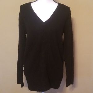 Nwt miss me long sleeve v neck sweater